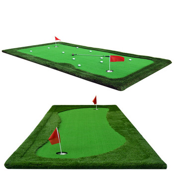 Golf Putting Green/portable Golf Green Office Putting Game