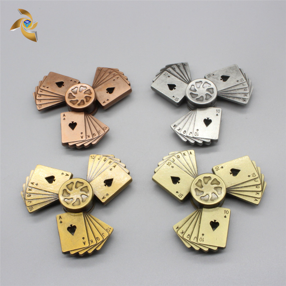 China The Spinner Manufacturers And Suppliers On Crescent Tri Bar Handspinner Fidget