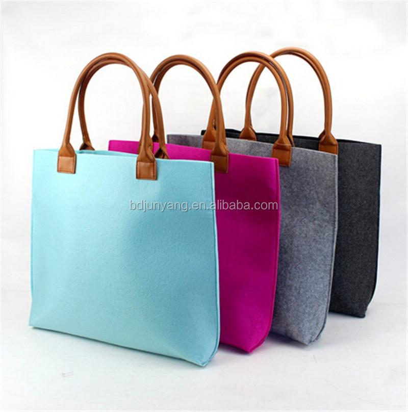 ab5de98cec45 bulk wholesale wool felt ball beautiful bags fashion handbags ladies bags  100% wool felt
