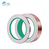 Hot product Whole sale Acrylic conductive glue copper foil adhesive tape