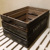 vintage wood storage fruit vegetable crates for sale
