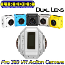 2016 New Pendoo X9 Pro S912 3g 32g android 6.0 action camera c10 Best price high quality