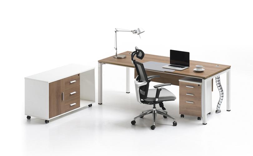 Cf bureau meubles designs guangzhou usine pour directeur table