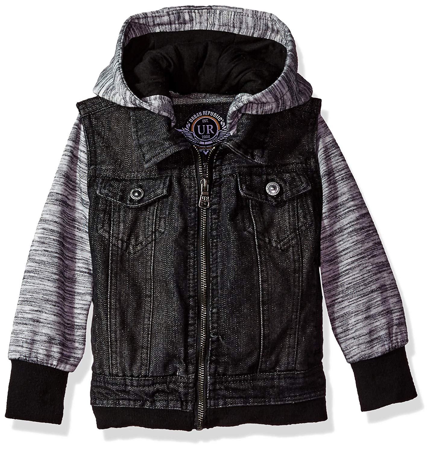 Urban Republic Baby Ur Boys Cotton Denim Jacket