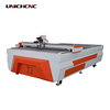 cnc vibrating knife cutting machine