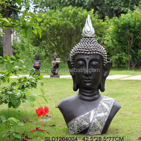 Large Garden Sculptures Buddha Head Statue Buy Large Garden