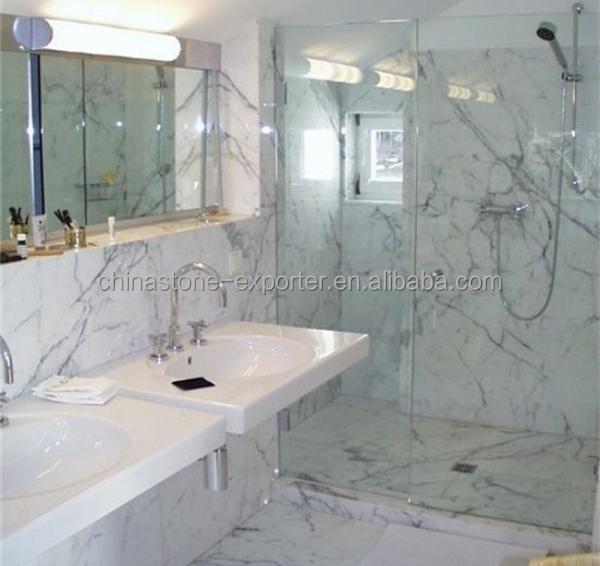 simple affordable italia mrmol blanco azulejos para baos bianco carrara blanco mrmol with baos marmol with marmoles para baos - Baos De Marmol