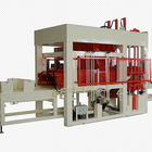 20 years manufacture experience QT Series Fully Auto Hydraulic High Capacity Cement Interlocking Brick Machine