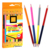 artist grade natural wooden color pencil set for school use