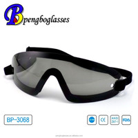 Best selling adjustable strap jockey goggles