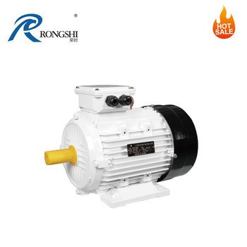 Large Starting Torque Aluminium Frame Three Phase Motor