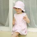 Summer 100 Cotton Gi0rls Clothing Sets Sleeveless Summer Dress For Baby Girl Constructor Children s Baby