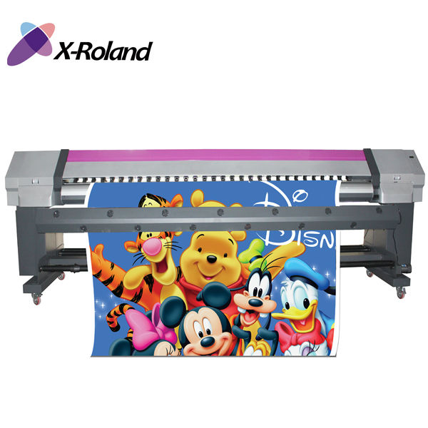 X Roland Wide Format Cmyk Bus Ticket Printer With Dx5 Dx7 Buy Bus
