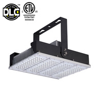 China 347V ETL cETL listed 200W LED Canopy Warehouse Industrial High Bay
