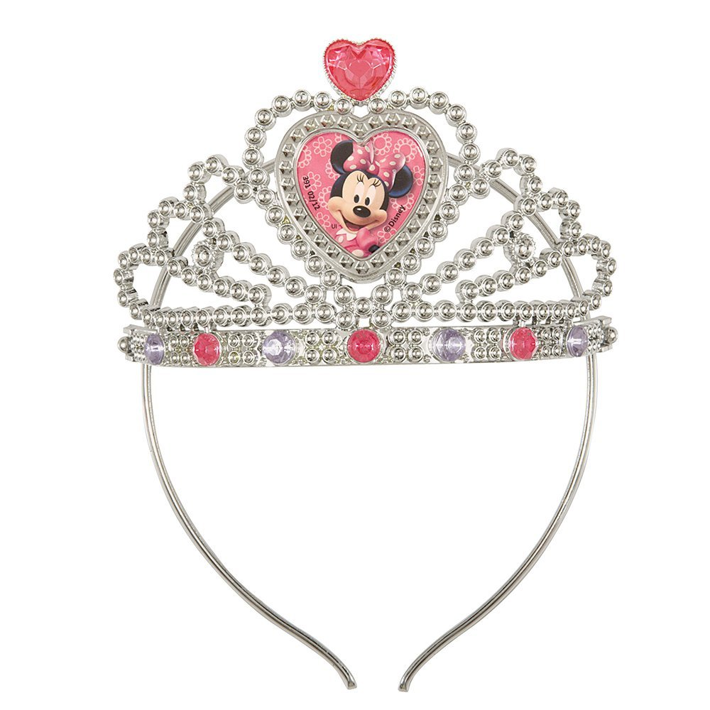 Plastic Minnie Mouse Tiara