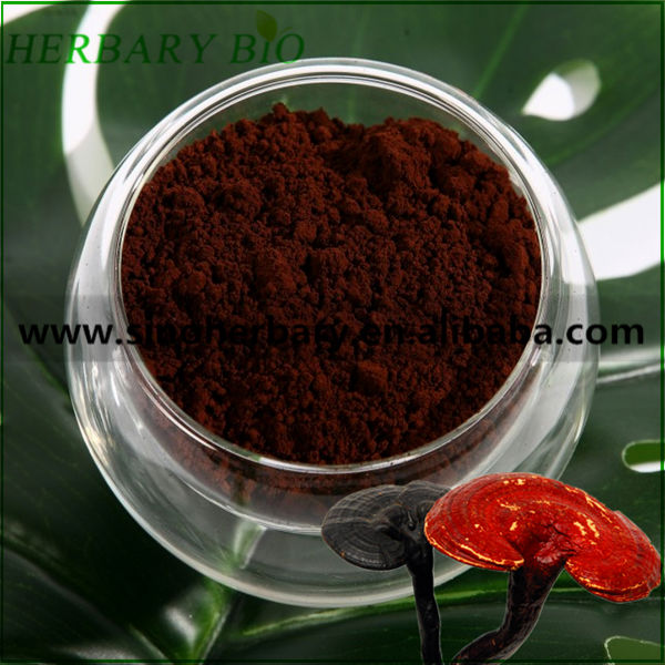 Shell-broken Ganoderma lucidum spore powder--anti-aging