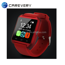 Custom made cheap waterproof wrist watch mobile phone/ android bluetooth smart watch and phone