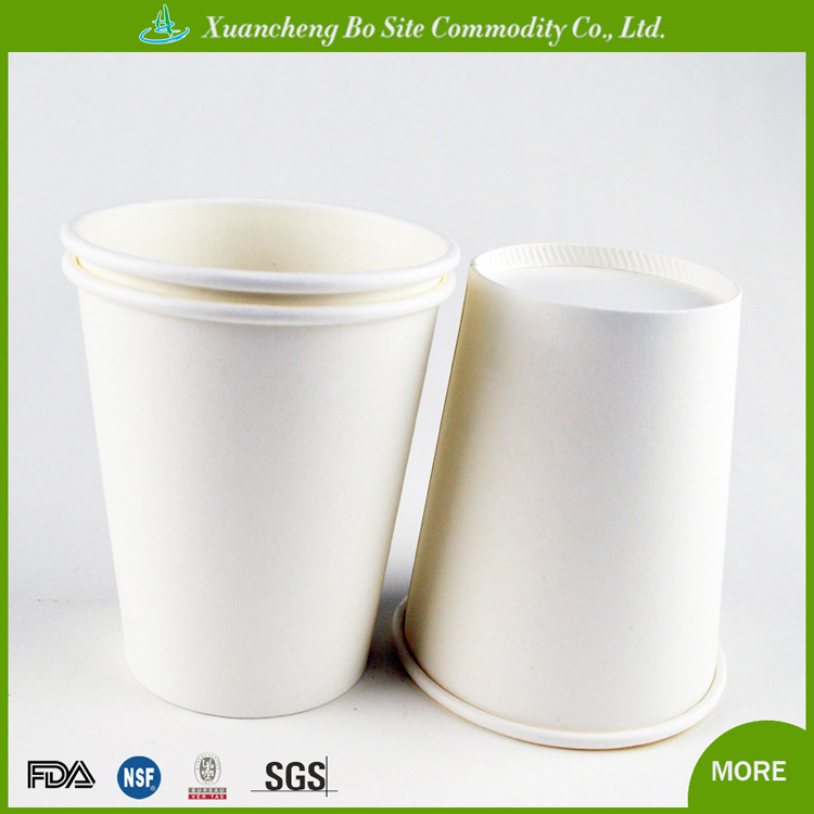 blank paper cup printed any color wholesale