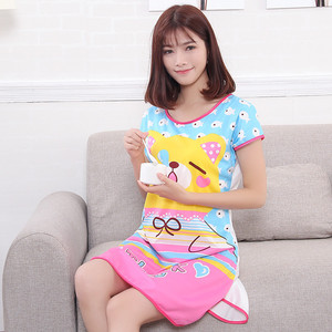 Nighty Christmas Bulk Wholesale Sexy Night Wear 100% Polyester Women Girls Animal Pajamas