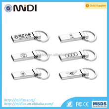 Best Selling metal USB memory stick, luxury design usb flash