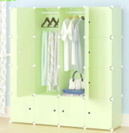 10 grid pure white plastic storage drawer cabinet,plastic storage wardrobe