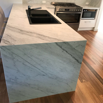 Australia Kitchen Benchtop Marble Italy White Marble Bench Top Marble  Kitchen Bench - Buy Marble Kitchen,Marble Kitchen Bench,Kitchen Benchtop  Marble ...