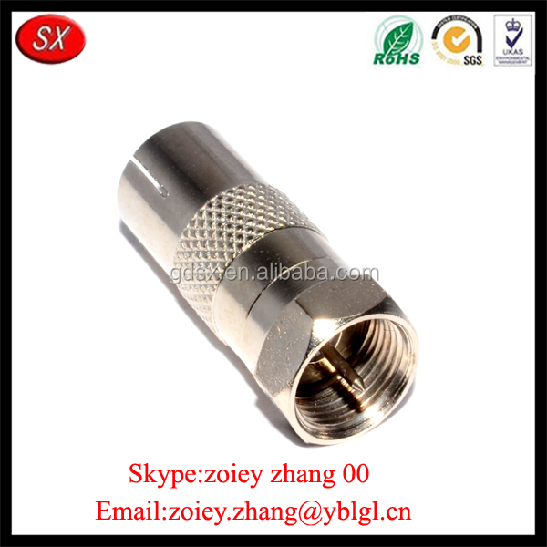 Electrical Compression F Connector Types Coax Connector