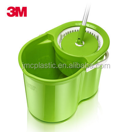 3M whirlwind drag mop mop bucket rotation wood bucket