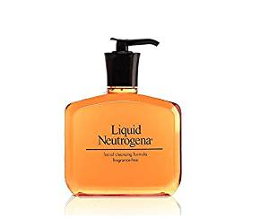 Neutrogena Liquid Neutrogena, Facial Cleansing Formula, Fragrance Free, 8 Ounces