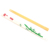 Chinese sushi flatware collapsible stick tensoge chopsticks