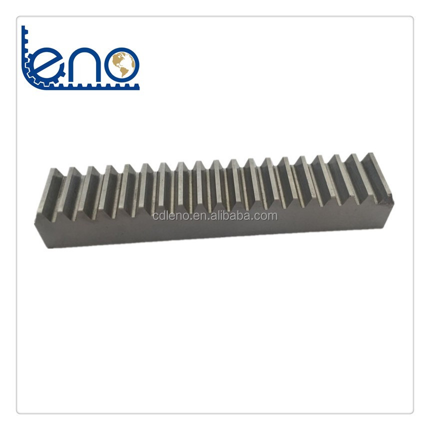 standard gear rack and pinion for equipment/ cnc machine