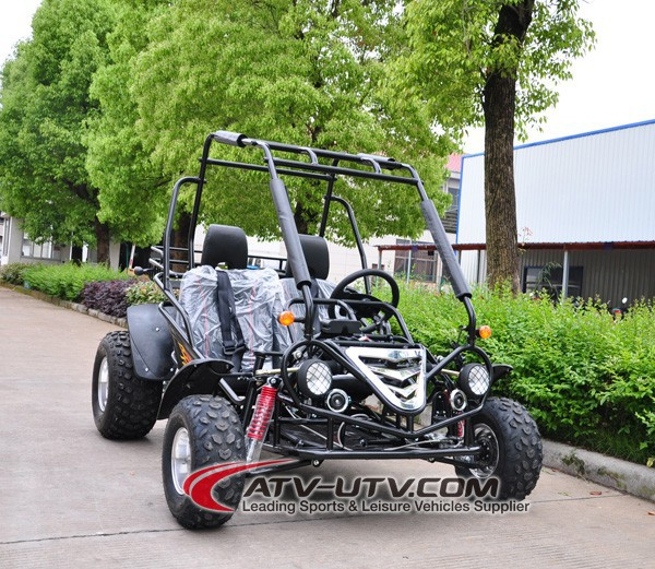 new china 150cc cheap two seat go kart kids jeep dune buggy