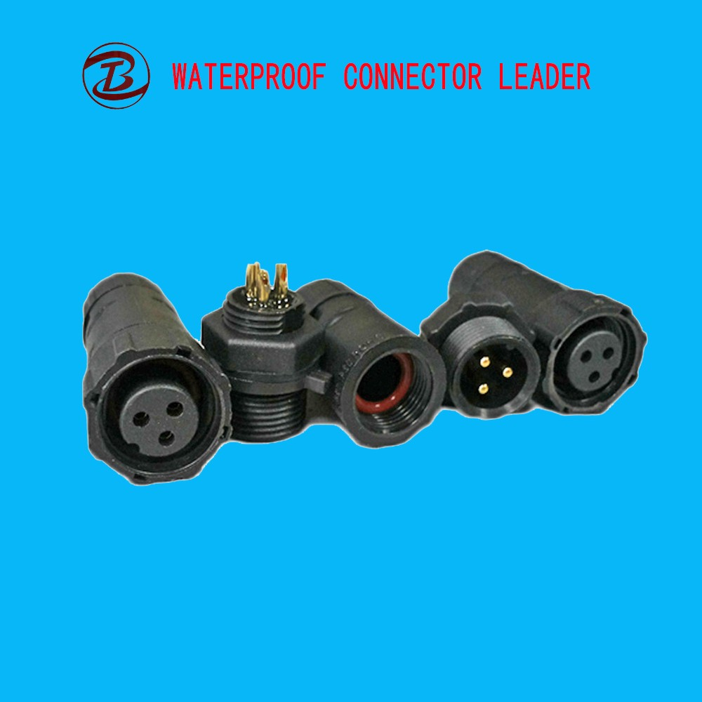 Customized Cable Length And Size Wire Connector MC4