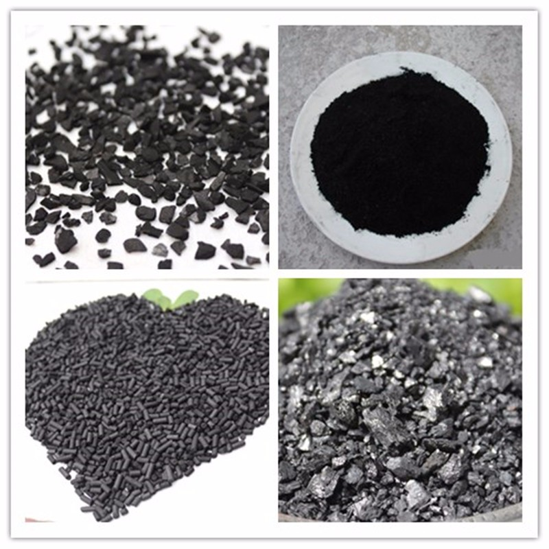 Wholesale High iodine number anthracite coal based activated ...