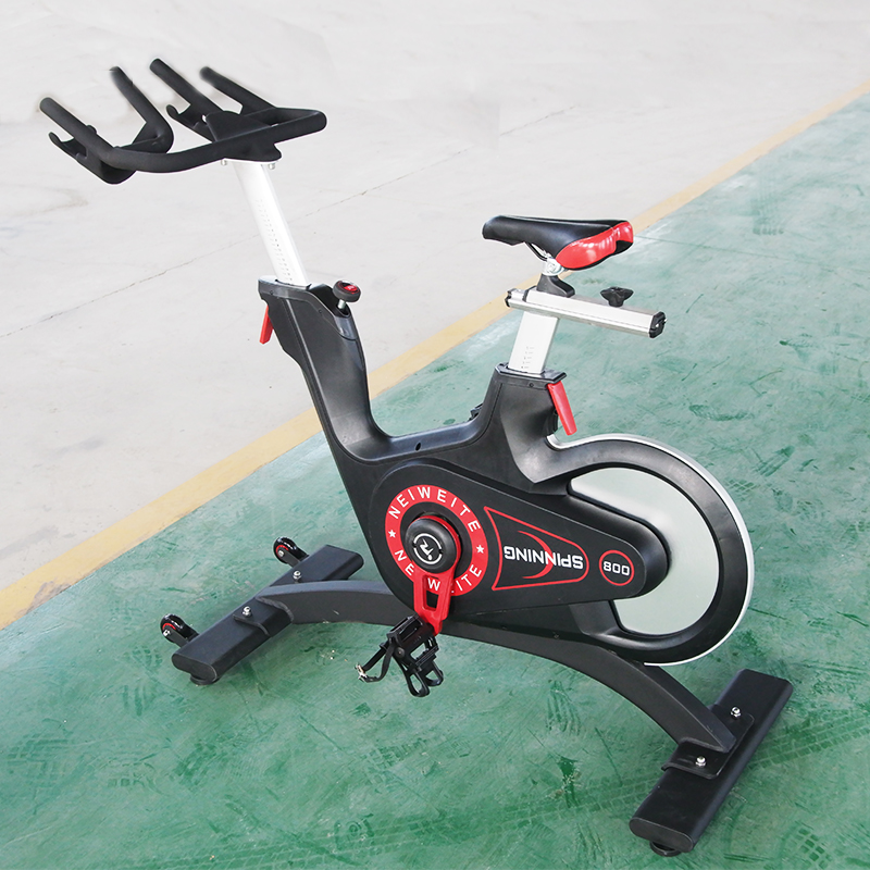magnetic spin bike bicycle training for gym clubs