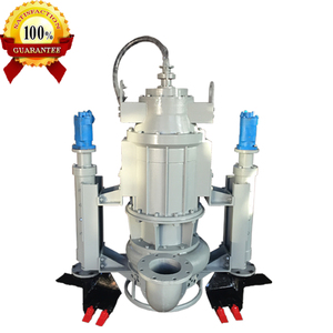 11kw High Chrome High Duty Submersible Vertical Slurry Pump
