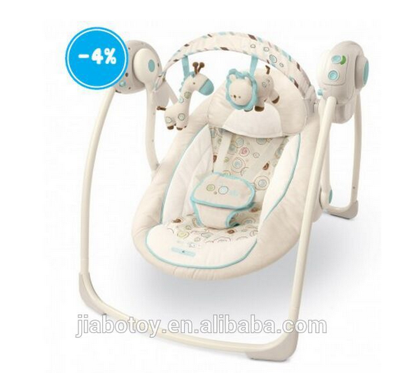 Baby Bouncer Rocker With Toysfolelectric Baby Swing Chair ...