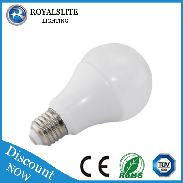 High Power 5 / 7 / 9 Watt Rgb Led Bulb Warm White Color ...