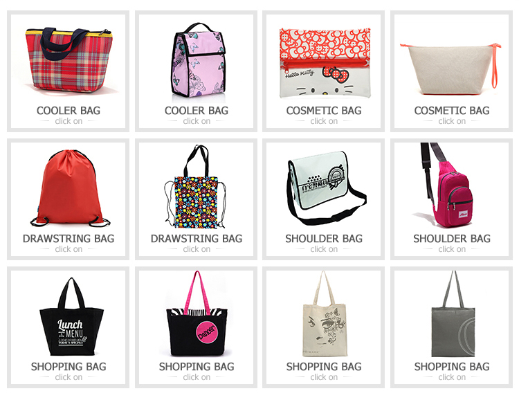 Fashion Manufacturer Design Handled Tote Shopping Bags With Logos Cotton
