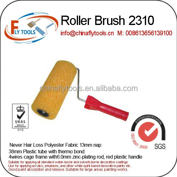 Foam Fabric painting roller brush
