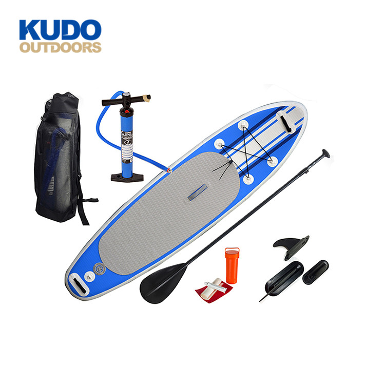 Kudo surf core paddle/inflatable บอร์ด sup