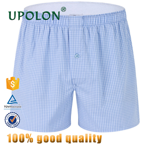 Upolon 2017 High Quality China Wholesale Custom Men Cotton Underwear Boxer Brief
