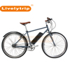 700c Track chromoly fixie electric Fixed Gear bike with disc brake