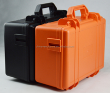 China Manufacturer Plastic trolley case Waterproof Safety Equipment Case Tool case