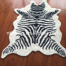 Superior quality Faux Fur Animal Skin Rugs cowhide rug cow hair on hide,cow print rug and carpet LYCR001