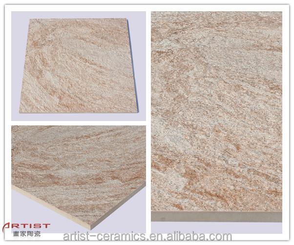 Marrone grigio rosso verde ardesia pavimento di piastrelle 60x60 2 cm outdoor gres porcellanato - Piastrelle di ardesia ...