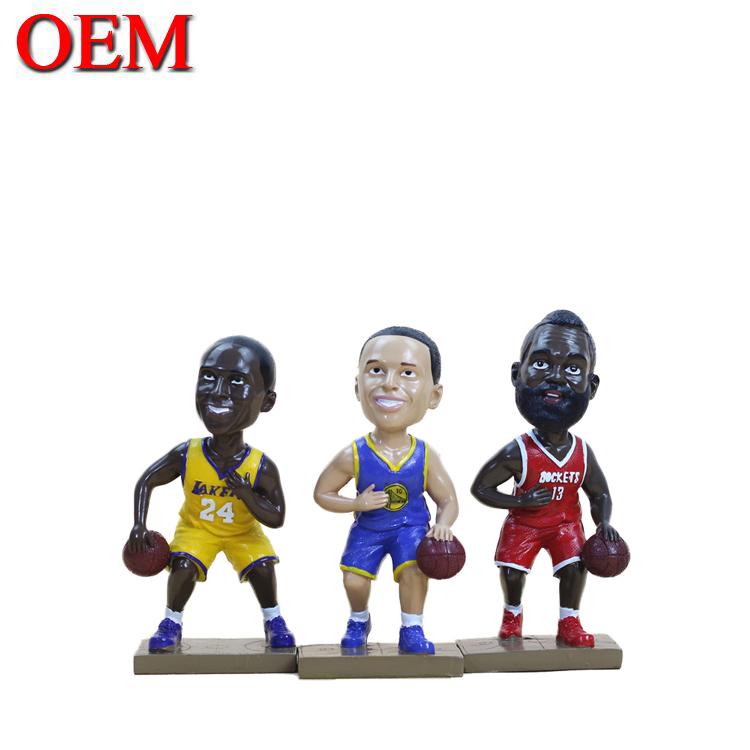 Cartoon Bull Nba Basketball Playerresin Nba Star Figure Buy Basketball Player Figurenba Starnba Doll Product On Alibabacom