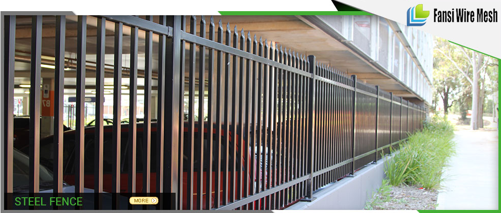 Wrought iron garden fence panels plastic