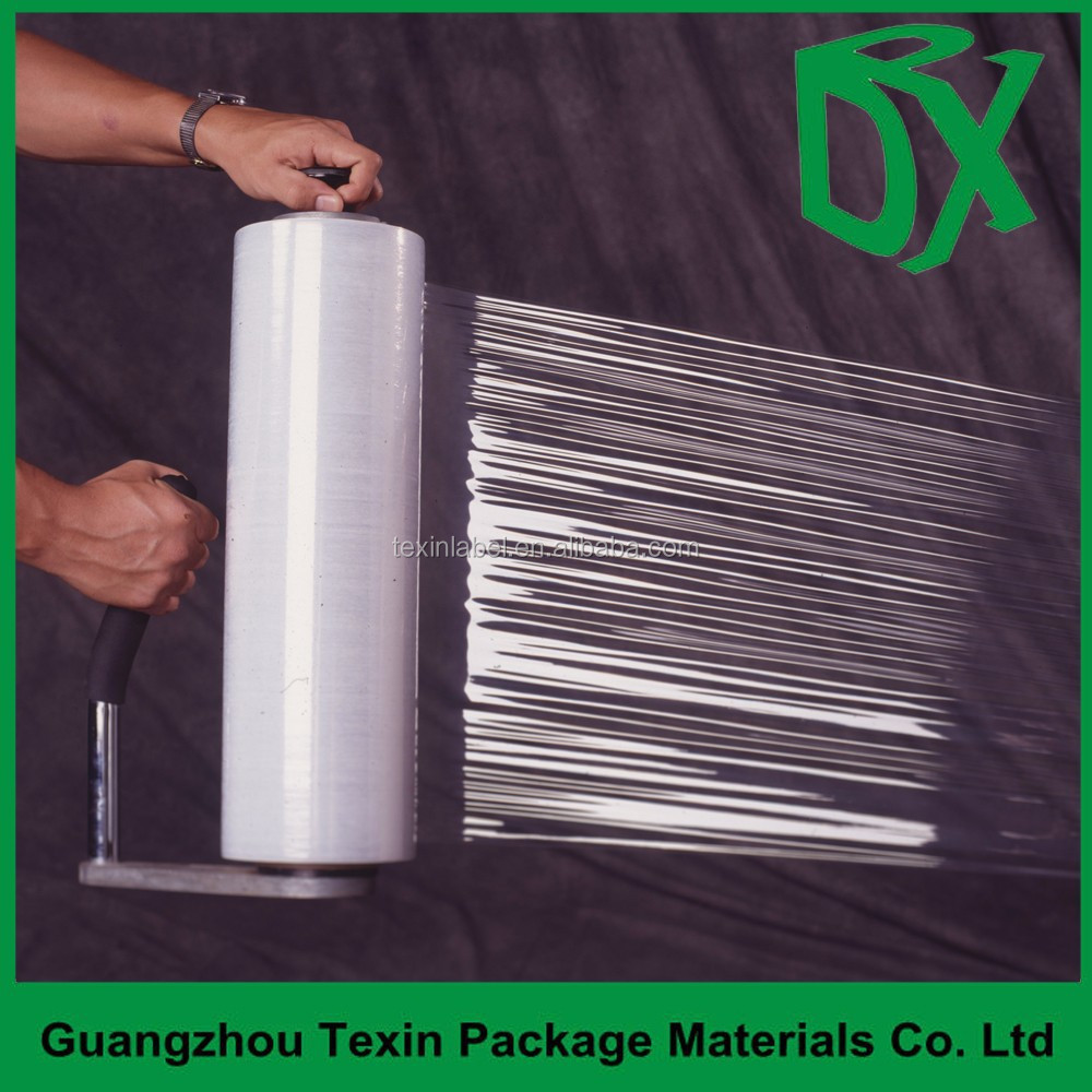 Free sample PE airtight packing shrink wrap film for candy wrapper