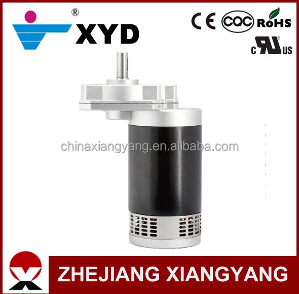 XYD-2 550W Brush Gear DC Motor 24 volt